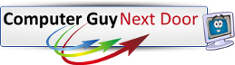 Computer Guy Next Door – Long Island's trusted name in computer repair Logo